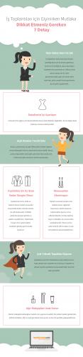 İş Toplantıları İçin Giyim - İnfografik (1)