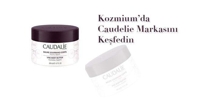 Kozmium'da Caudelie Markasını Keşfedin