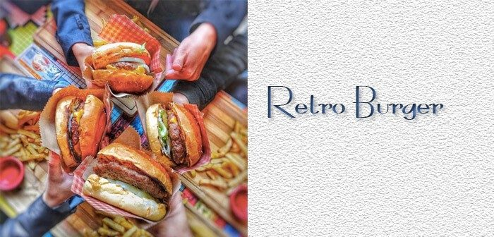 Retro Burger: İlk 5'e girer!